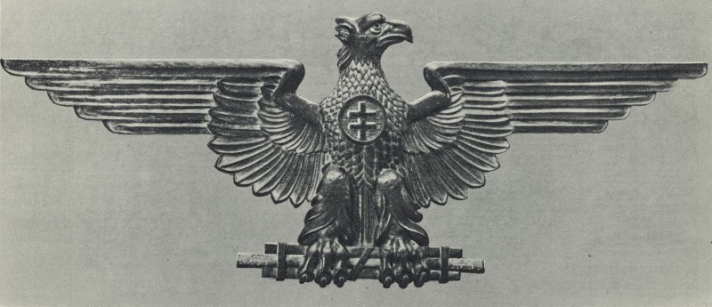 Ladislav Majerský - Relief for the General Assembly Hall of the Slovak Republic. 1939. New Slovakia Magazine