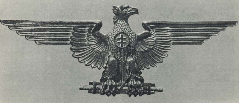 Ladislav Majerský - Reliéf pre sieň Snemu SR. 1939. Časopis Nové Slovensko