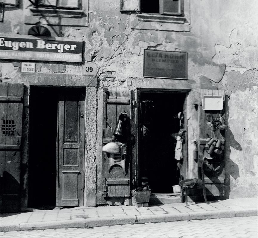 Ladislav Roller - Na židovni v Bratislave, 1940, Slovenský národný archív, Bratislava – fond STK