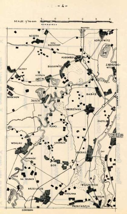 Rudolf Vrba; Alfred Wetzler - War Refugee Board Auschwitz Report, str.4, 1944, Internet Archive