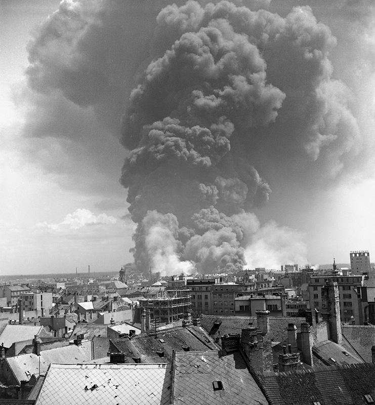 Viliam Malík - Apolka horí (16.6.1944),  1944, Slovenská národná galéria, SNG
